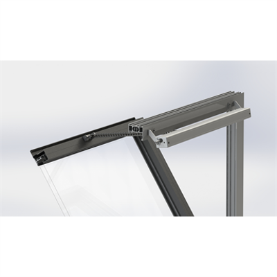 Image for Generic Bottom Hung Window with SECO Ni 24 40