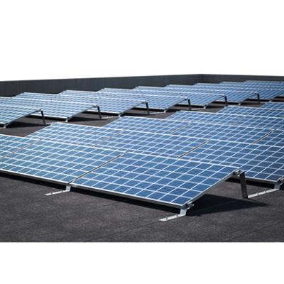 Image for Low tilt system for solar panel