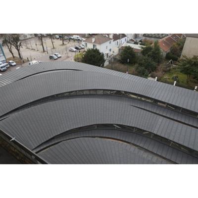 Image pour Couverture ZINC - Joint debout VMZINC en toiture
