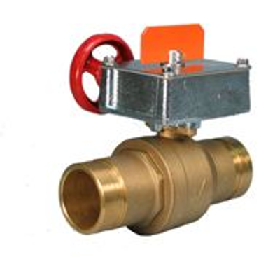 Image pour Series 728 FireLock® Grooved Ball Valve