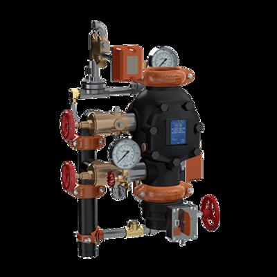 Image for Vic Nxt Preaction Valve Series 769 W/Series 798 Dbl/Pneumatic Actuators