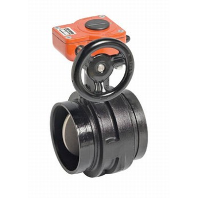 """Image for Vic-300 MasterSeal Butterfly Valve, 300 psi, Ductile Iron, 2"""" to 12"""""""