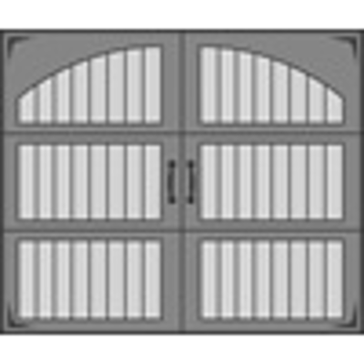 """Image pour Design 4000 Sectional Overhead Wood Garage Doors, 84"""" or 96"""" Height, 96"""", 108"""", 120"""", 192"""" and 216"""" Widths"""