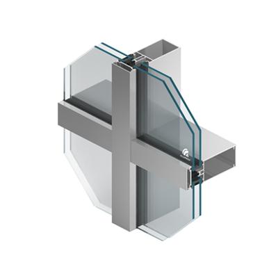 Image for MB-SR60N Mullion-Transom Curtain Wall