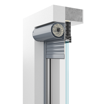 Image for SKO 137 Front mounted roller shutter