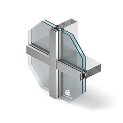 Image for MB-SR50N Mullion-Transom Curtain Wall