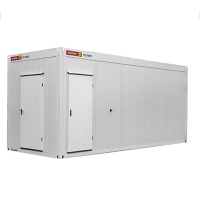 Image for ZECon - WC Modular 6.0m x 2.5m For Women / Men With Floor And Kitchen