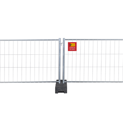 Image for Metal Construction Site  Fencing (height 1,1m)