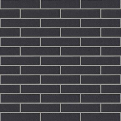 Blue Metallic Klinker Facing Brick图像
