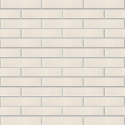 Image for Andalusia White Klinker Facing Brick