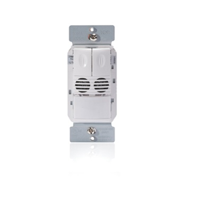 Image for DW-200 Dual Technology Dual Relay Wall Switch Sensor