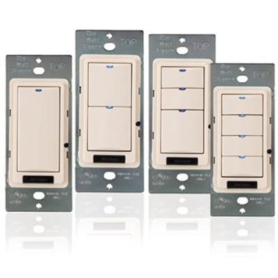 Image for LMSW-100 Series Digital Wall Switches