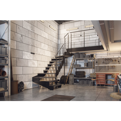 Image for Asta - modular stairs by TLC